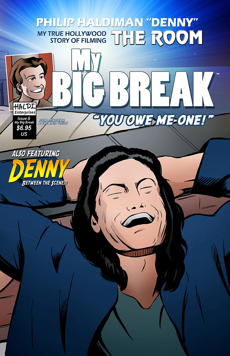 Issue #5: You Owe Me One! Issue 5