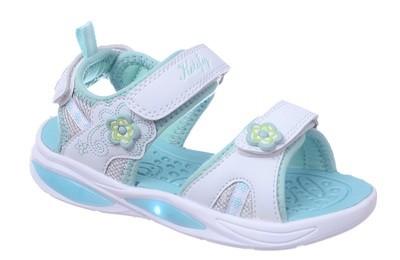 324016-13 Котофей Пляжная обувь (Светодиоды) оптом, размеры 25-29