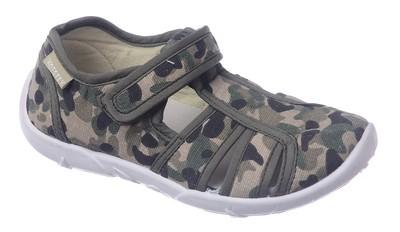 421047-11  Котофей Текстильная обувь оптом, размеры 26-31