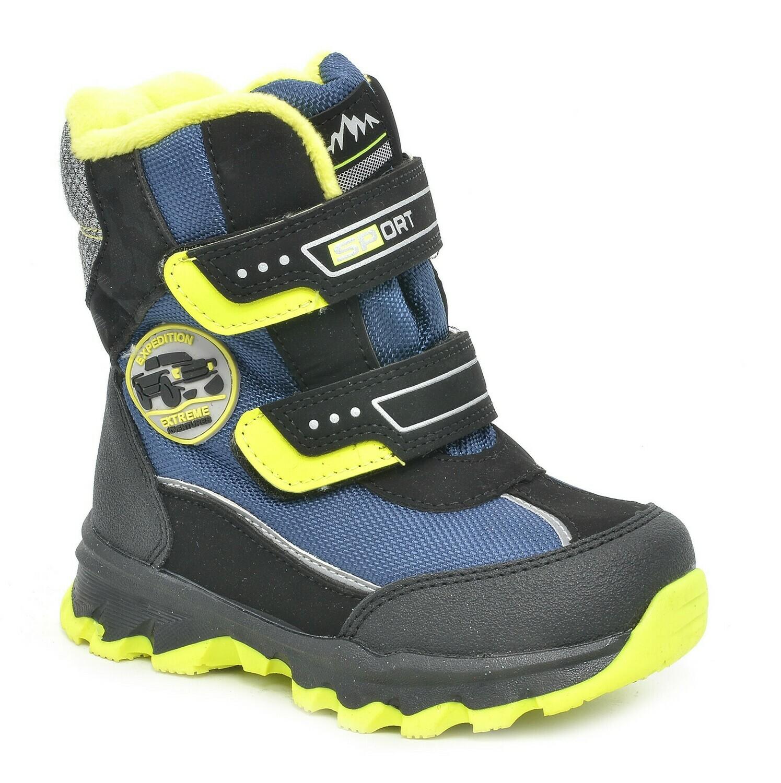M110-2-B  Тотошка Ботинки зимние оптом, размеры 27-32