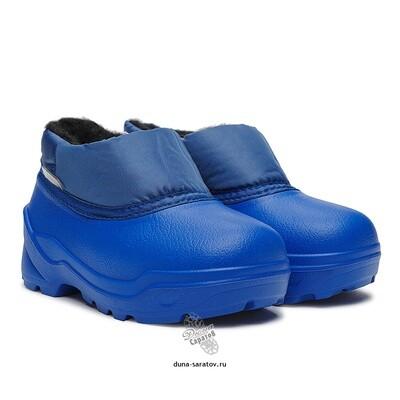 570-06 Галоши Дюна оптом, с.синий, размеры 27-33