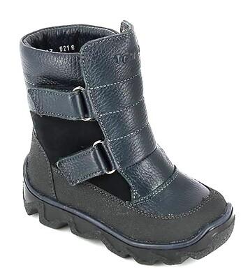 453-МП-3 ТОТТА Ботинки зимние оптом, размеры 23-26