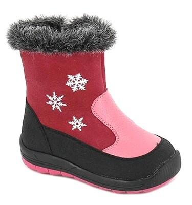 268-ТП-1  ТОТТА Ботинки зимние оптом, размеры 23-26
