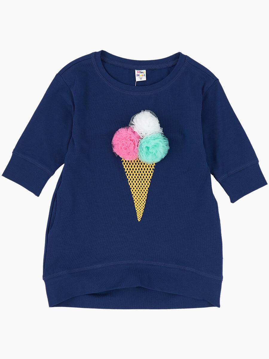 UD 2901(1)синий  Mini Maxi Платье Мороженое (98-122см)