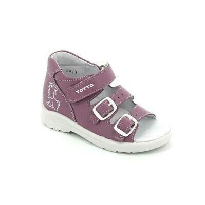 1142-КП-5  ТОТТА Туфли открытые оптом, размеры 27-31