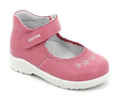 0227/1-04 (пион) ТОТТА Туфли открытые оптом, размеры 27-30