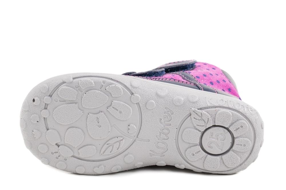 352088-31 Ботинки Котофей оптом, размеры 25-28