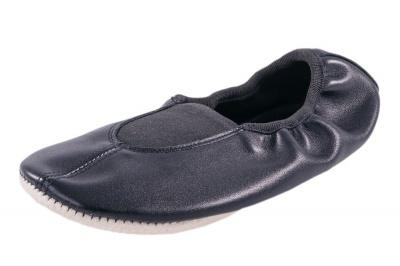 412002-02_30 черный туфли дорожные дошкольные нат. кожа 30-6 412002-02_30