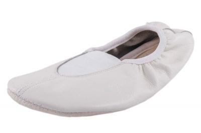 612002-01_36 белый туфли дорожные школьные нат. кожа 36-6