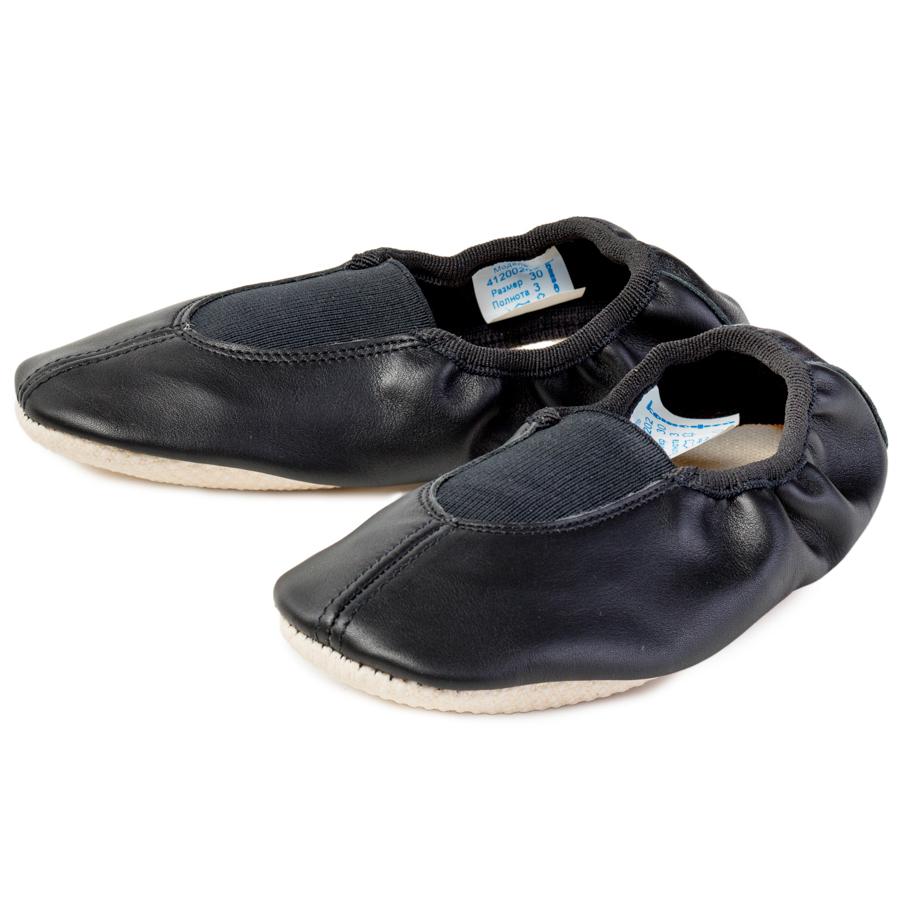 612002-02_32 черный туфли дорожные школьные нат. кожа 32-6 612002-02_32