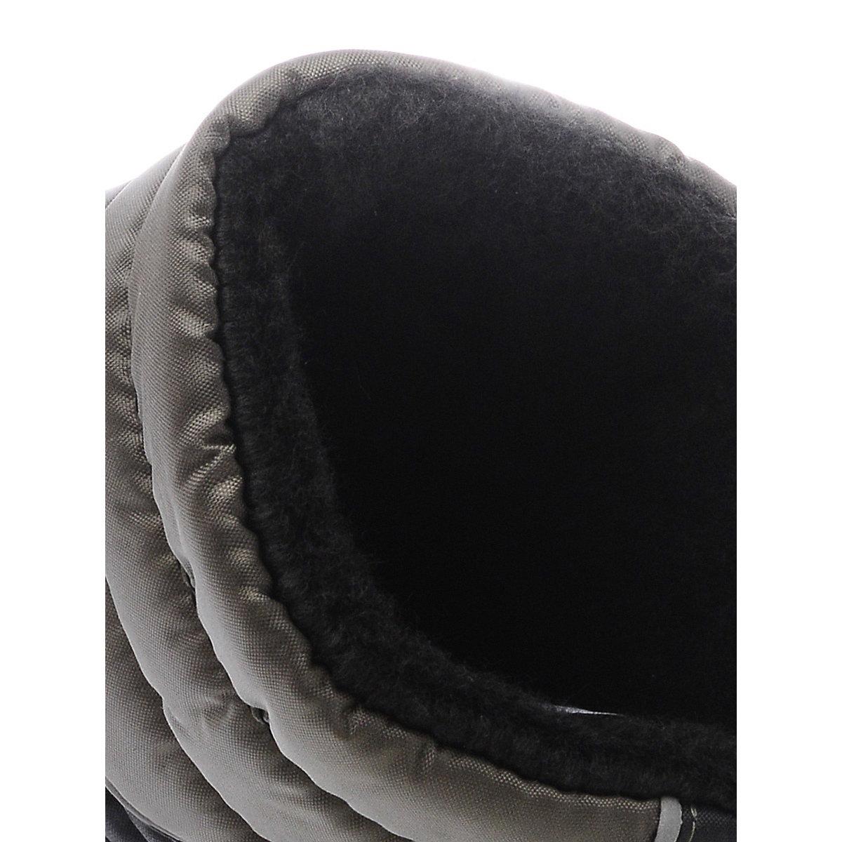555-02 Сапоги Дюна Сноубутсы оптом хаки/черный, размеры 34-41