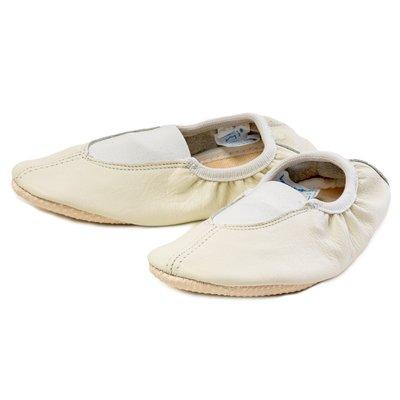 612002-01_35 белый туфли дорожные школьные нат. кожа 35-6