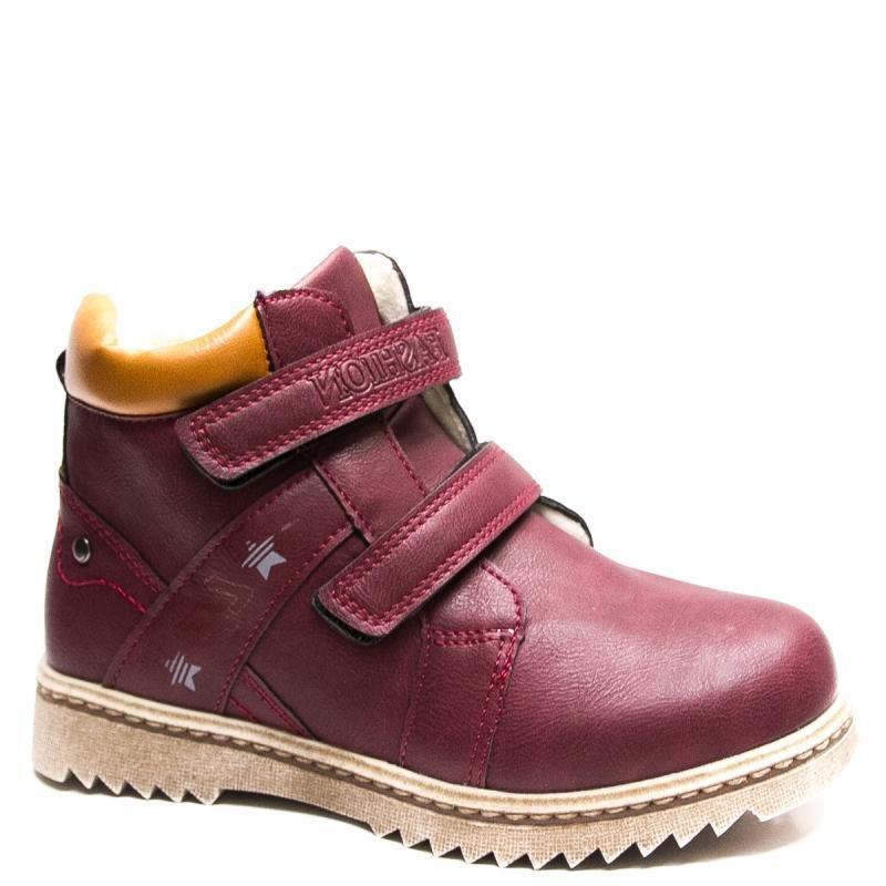 Z 3076-7 Ботинки Чиполлино Повседневные оптом, размеры 32-37