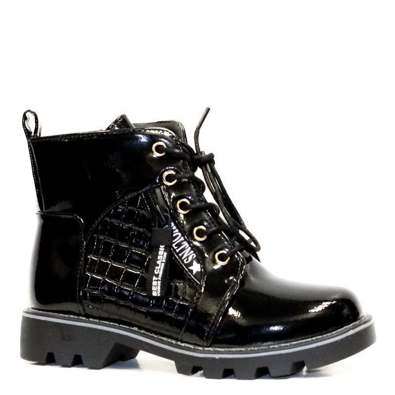 Z 102-1 Ботинки Чиполлино Повседневные оптом, размеры 32-37 Z 102-1