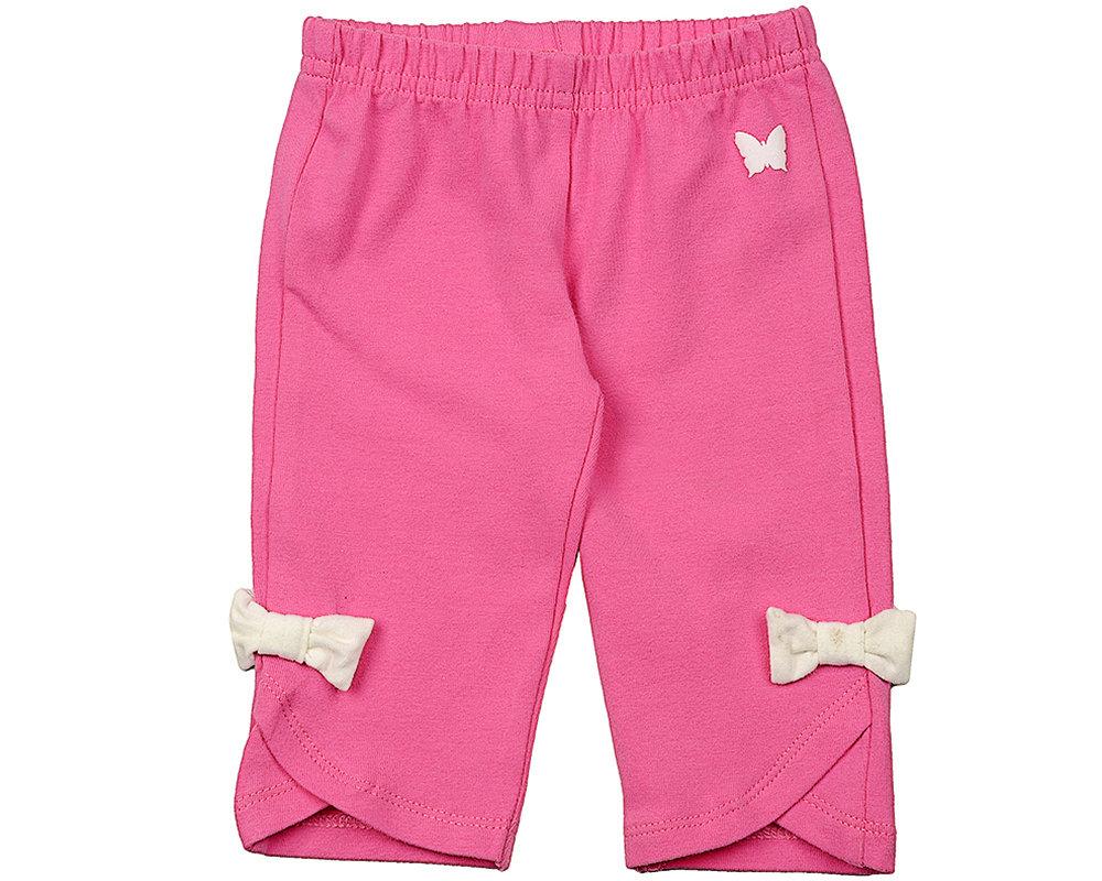 UD 3255(8)розовый  Mini-maxi Бриджи (лосины) (98-116см) UD 3255(8)розовый
