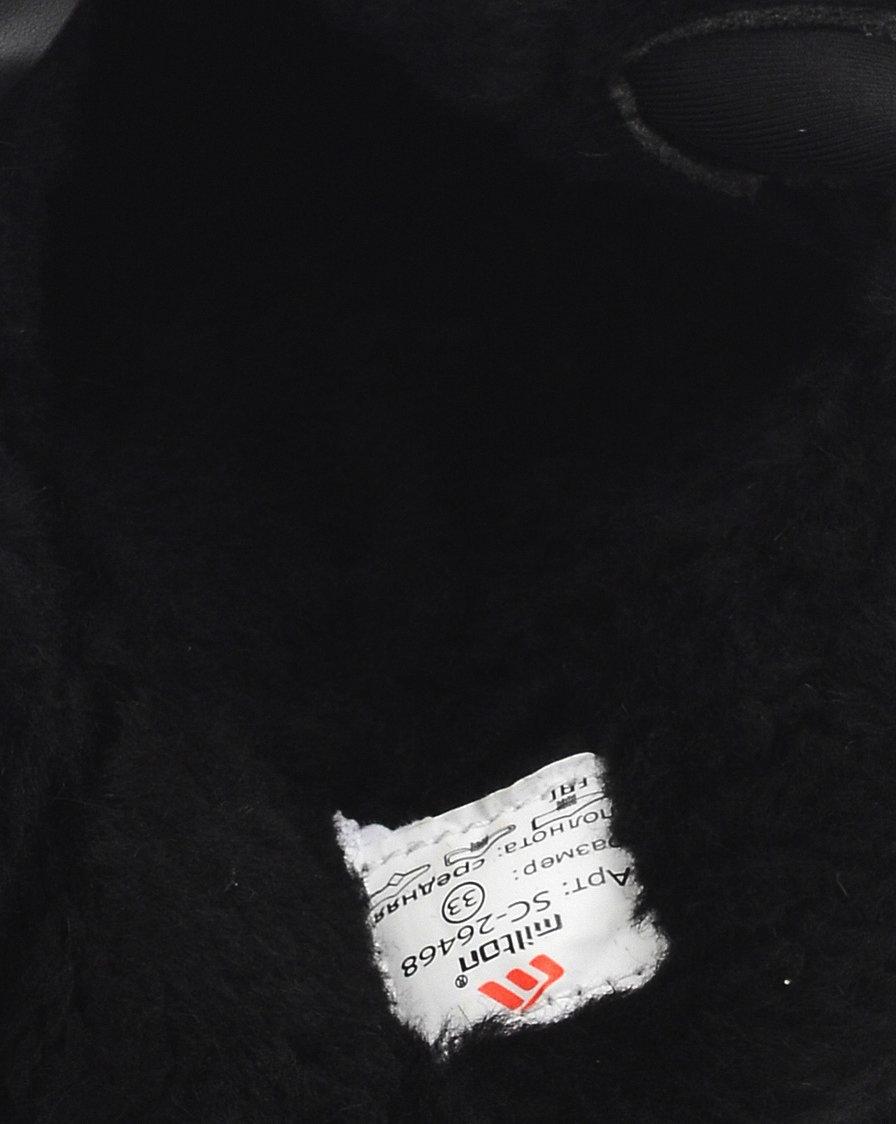 26468  Milton Сапоги зимние оптом, размеры 33-38