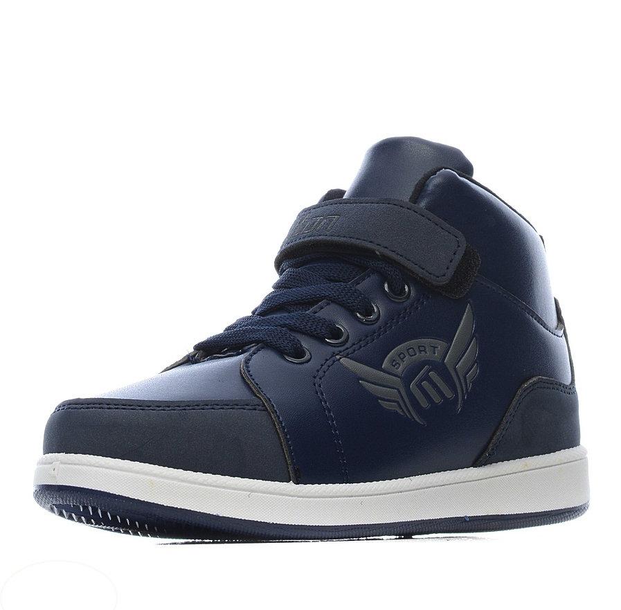 25766 Ботинки Milton  оптом, размеры 33-38 25766