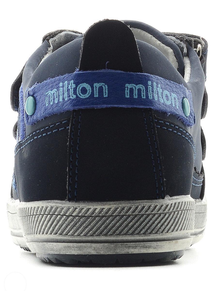 25736 Полуботинки Milton Повседневные оптом, размеры 31-36
