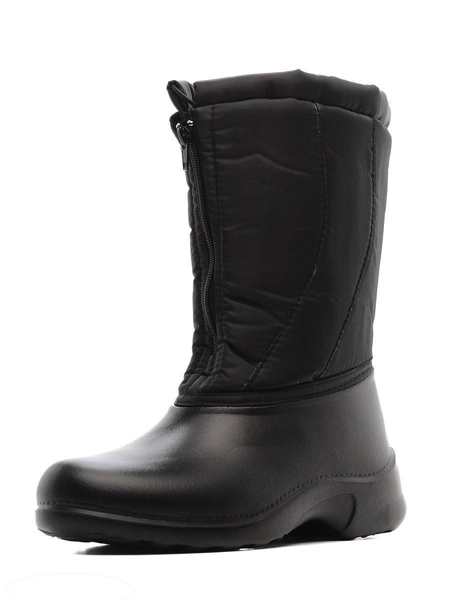 321-03 Сапоги Дюна Сноубутсы оптом, черный, размеры 37-41 321-03