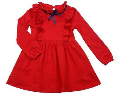 UD 2592(1)красный  Mini Maxi Платье (98-122см)
