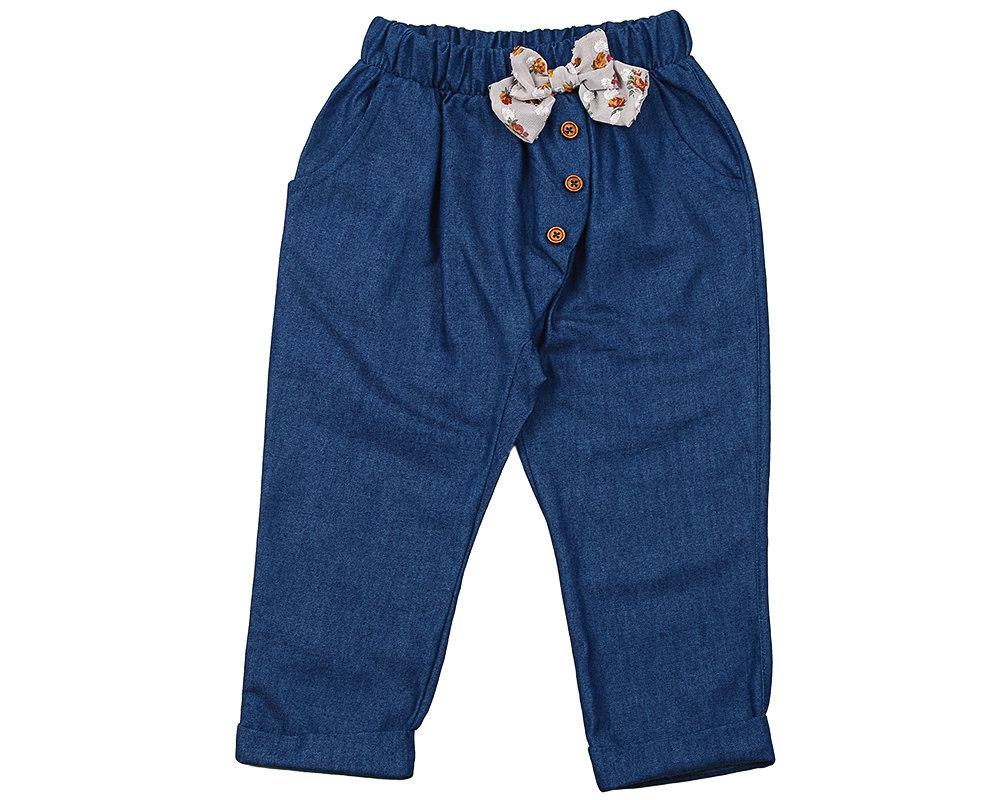 UD 3519 джинс  Mini Maxi Брюки для девочки (98-122см) UD 3519 джинс