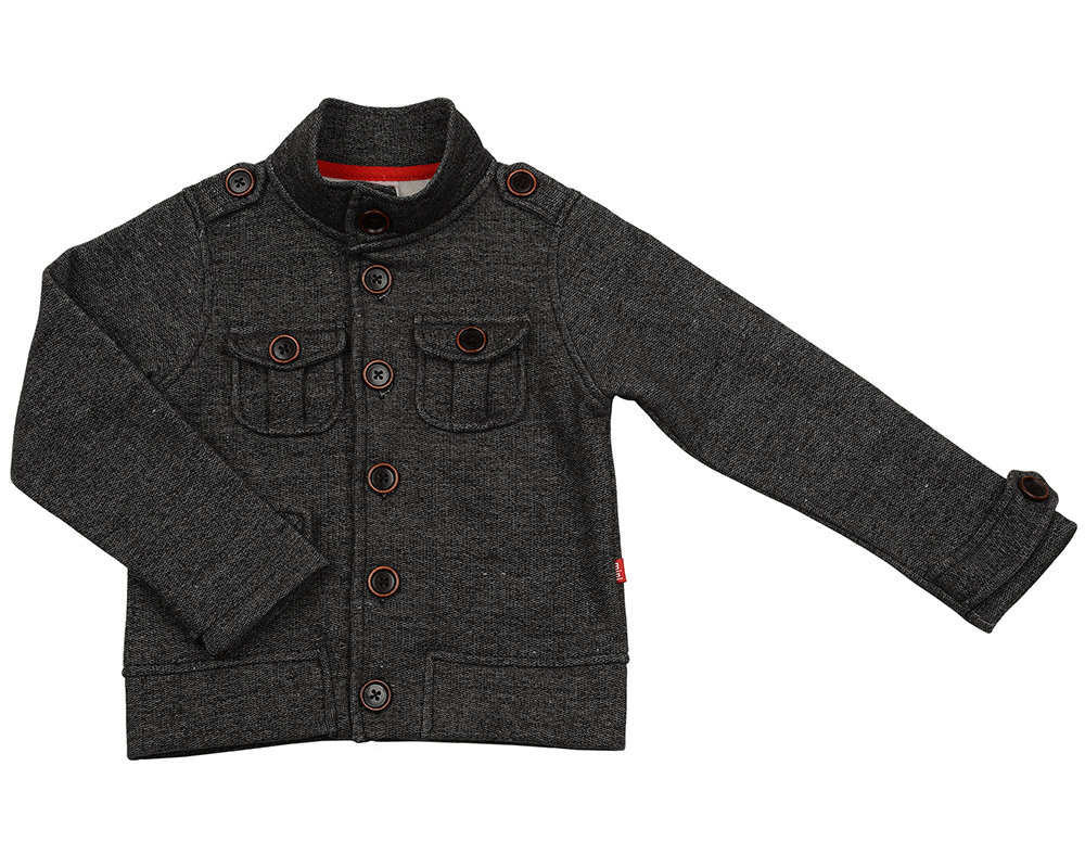 UD 2190(2)темн.пугов  Mini Maxi Джемпер (куртка) (98-116см) UD 2190(2)темн.пугов