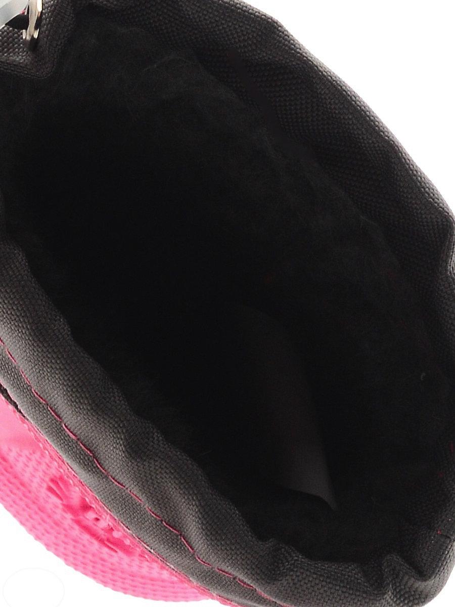 2601-02 Сапоги ЭВА Дюна оптом, фуксия/т.серый, размеры 28-33