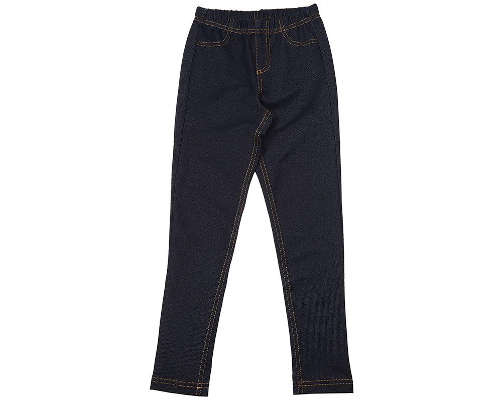 UD 0596(2)джинс  Fifteen Лосины (брючки) (122-146см) UD 0596(2)джинс