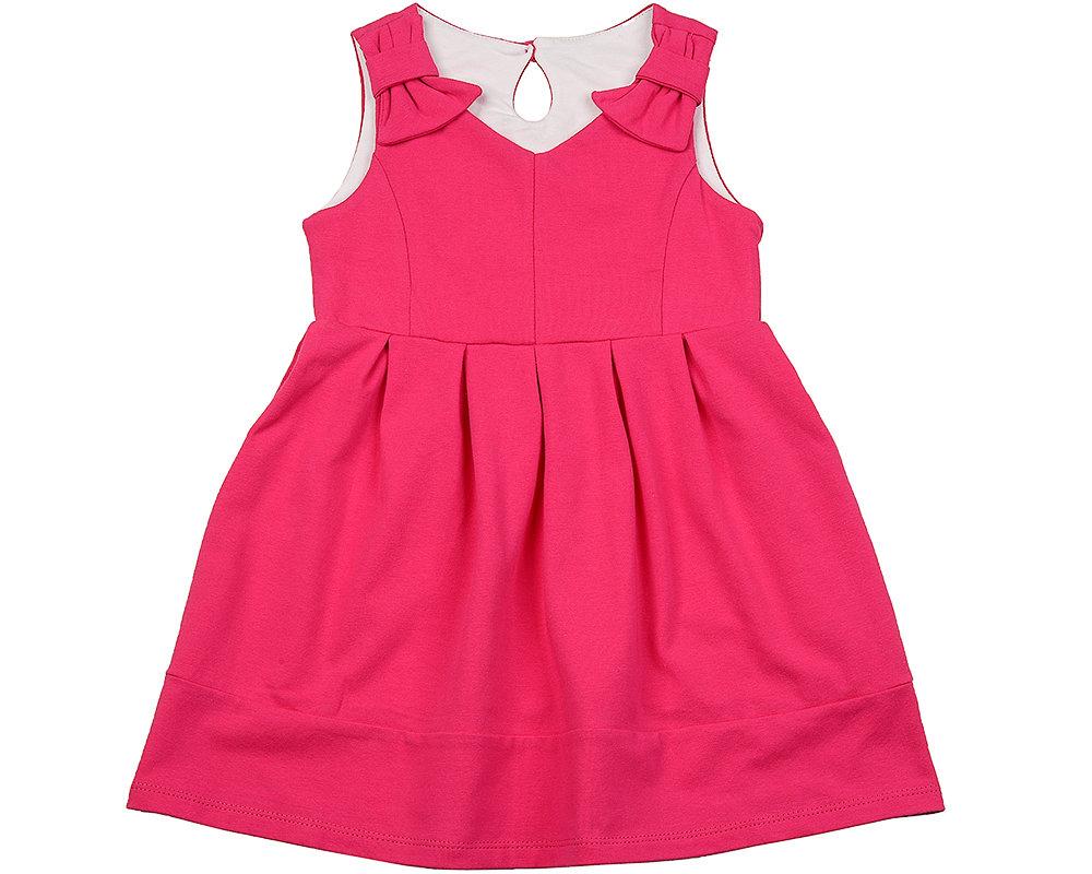 UD 1607 малина  Mini Maxi Платье (98-122см) UD 1607 малина
