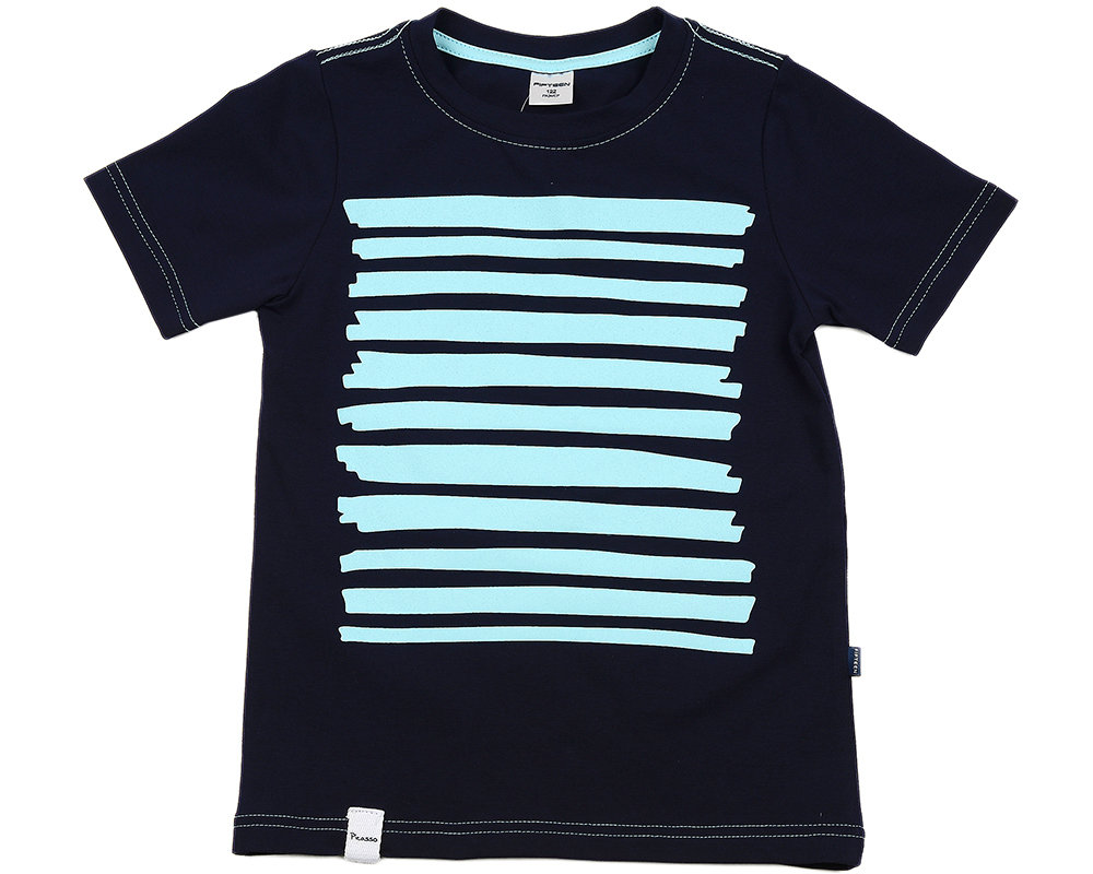 UD 2181(2)синий  Fifteen Футболка (122-146см) UD 2181(2)синий