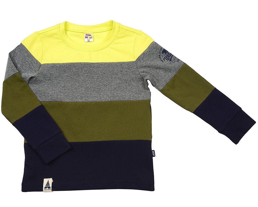 UD 2746(1)желт/син  Mini Maxi Джемпер (98-122см) UD 2746(1)желт/син