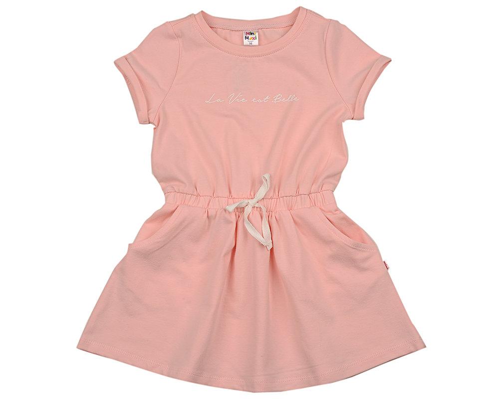 UD 4370(1)св.розов  Mini Maxi Платье (98-122см)