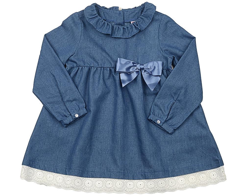 UD 3849(1)джинс  Mini Maxi Платье (92-116см) UD 3849(1)джинс