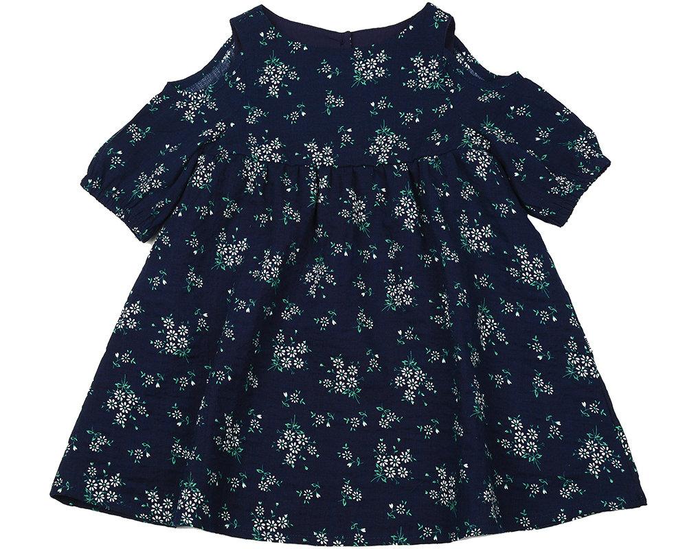 UD 2875(2)синий  Mini Maxi Платье (92-116см) UD 2875(2)синий