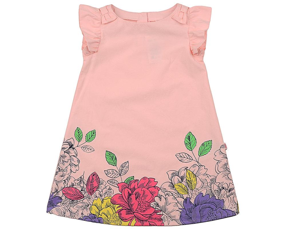 UD 4450(1)розовый  Mini Maxi Платье (98-122см) UD 4450(1)розовый