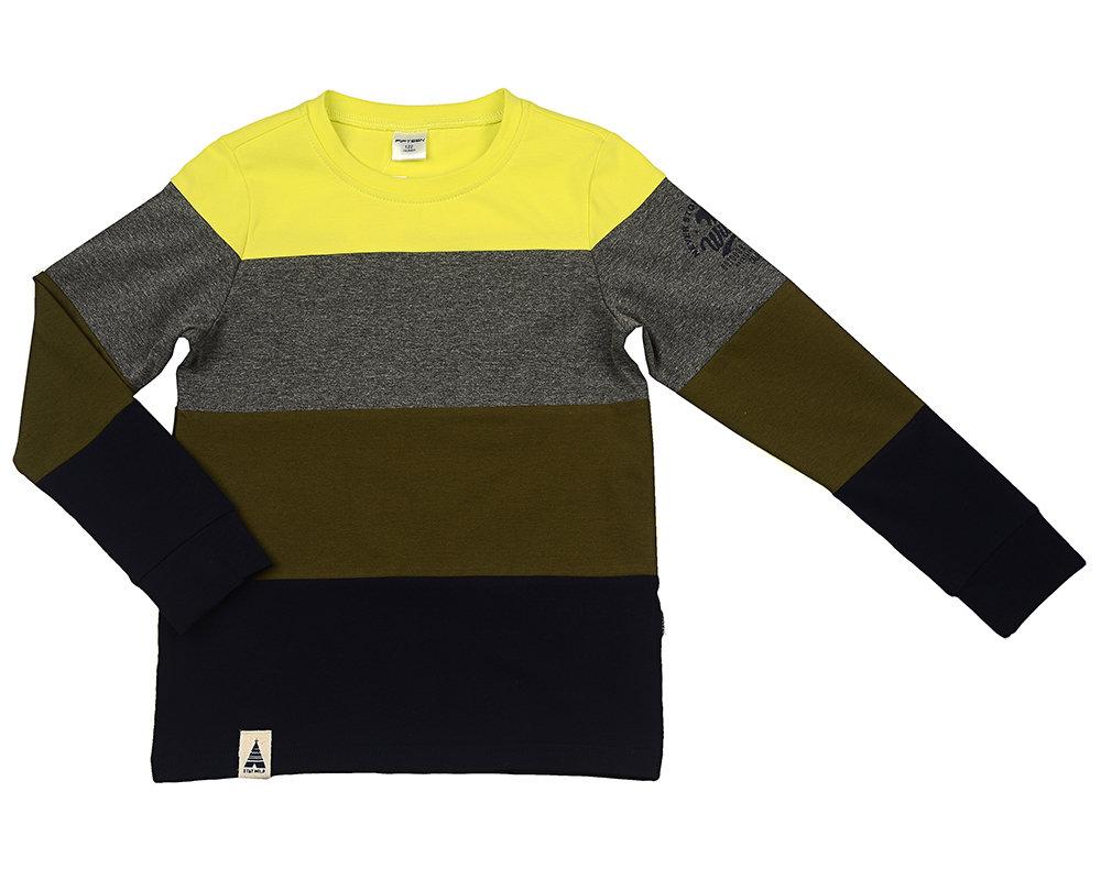 UD 4375(1)желт/син  Mini Maxi Джемпер (122-146см) UD 4375(1)желт/син