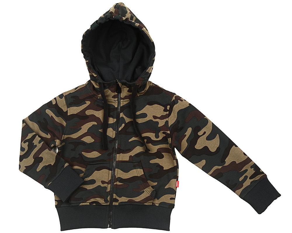 UD 1035(3)хаки.камуфл  Mini Maxi Куртка камуфляж (98-116см) UD 1035(3)хаки.камуфл