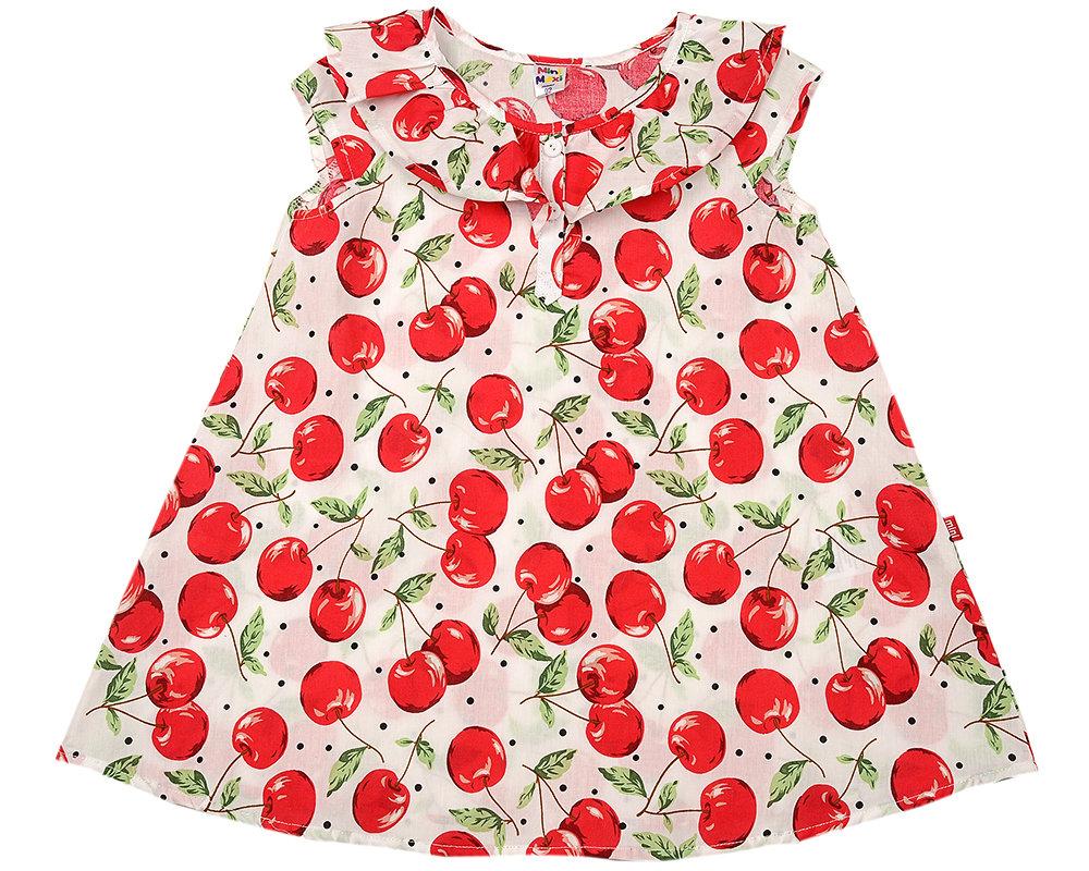 UD 3365(1)св.черешня  Mini Maxi Платье (92-116см) UD 3365(1)св.черешня