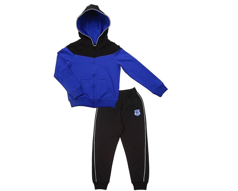UD 3693(1)синий  Fifteen Комплект спортивный (122-146см) UD 3693(1)синий