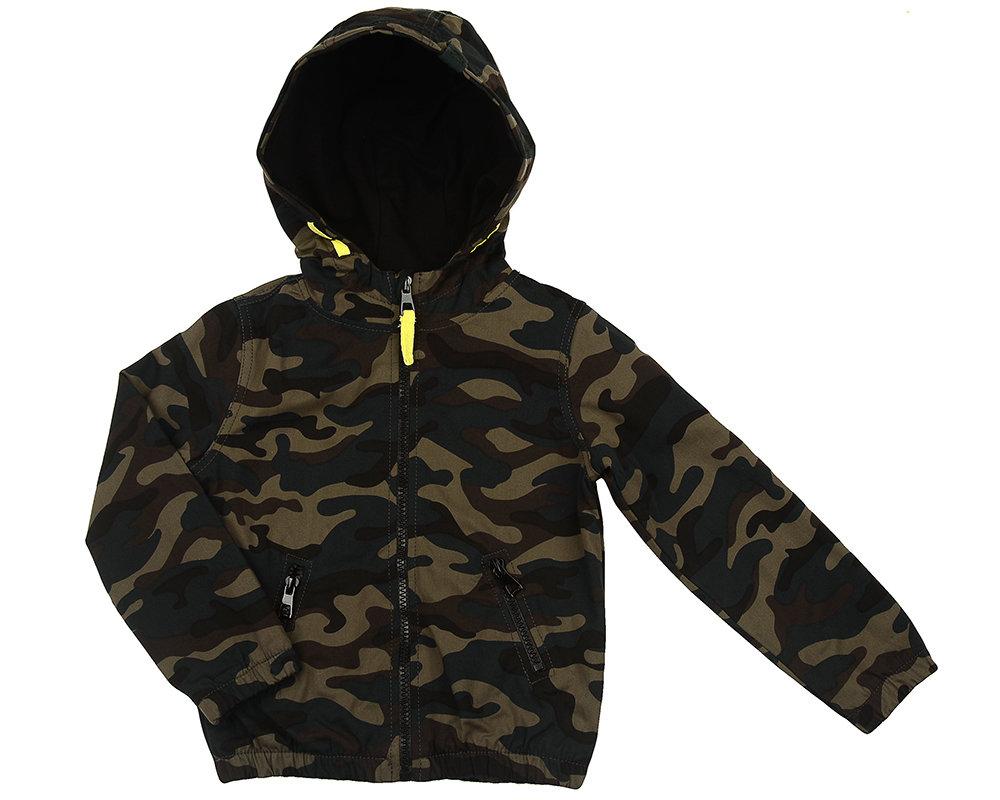 UD 4484(2)камуфляж  Fifteen Куртка (128-146см) UD 4484(2)камуфляж