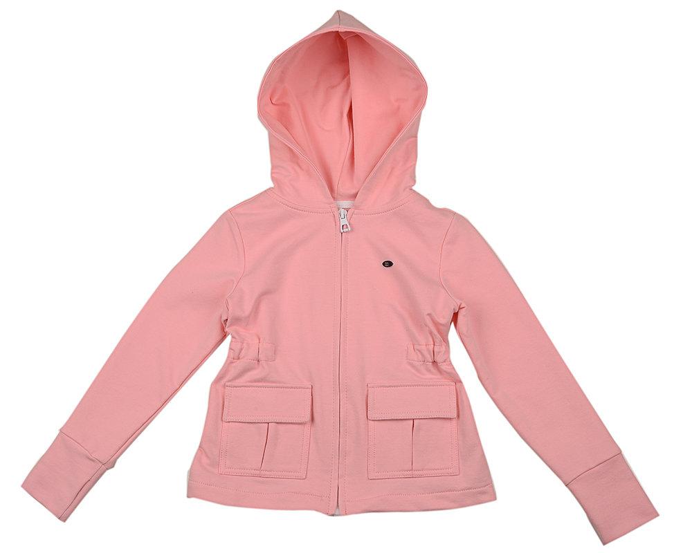 UD 3717(2)розов  Mini Maxi Куртка с карманами д/д (98-122см) UD 3717(2)розов