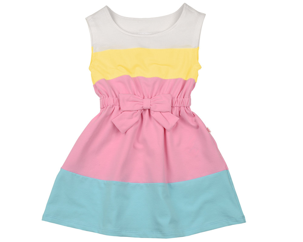 UD 1440(2)цветное  Mini Maxi Платье (98-122см) UD 1440(2)цветное