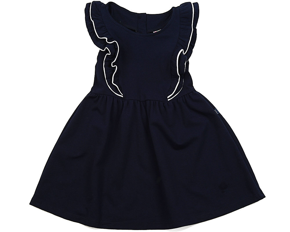 UD 1541 синий  Mini Maxi Платье (98-122см) UD 1541 синий