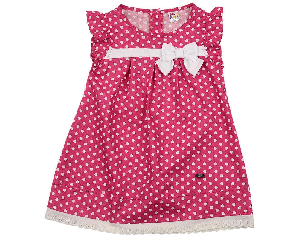 UD 4654(1)малина  Mini Maxi Платье (80-92см) UD 4654(1)малина