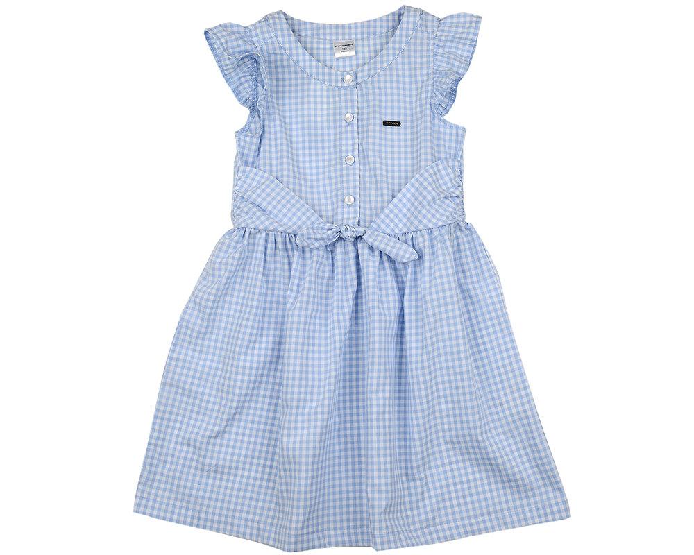 UD 4702(1)голубой Mini Maxi Платье (122-146см) UD 4702(1)голубой