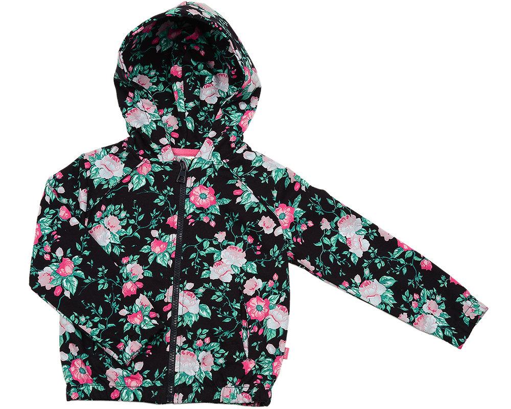 UD 2073(2)розы  Mini Maxi Куртка для девочки (98-116cм) UD 2073(2)розы