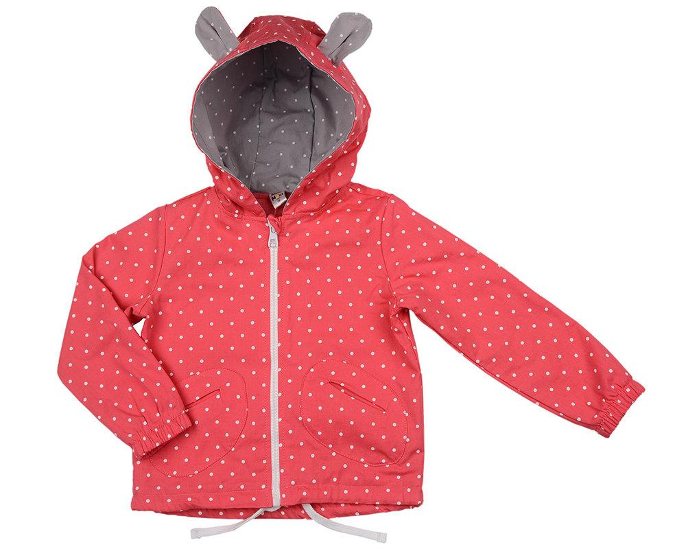 UD 4491(1)малин  Mini Maxi Куртка (98-116см) UD 4491(1)малин