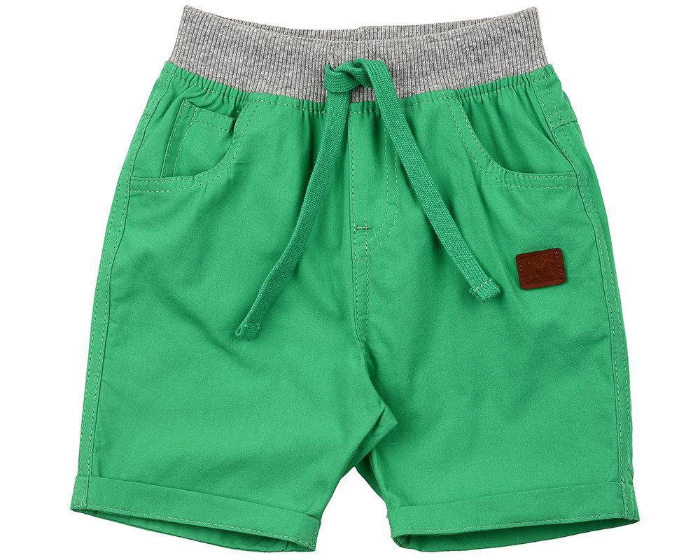 UD 4701(2)зеленый  Mini Maxi Шорты (80-92см) UD 4701(2)зеленый