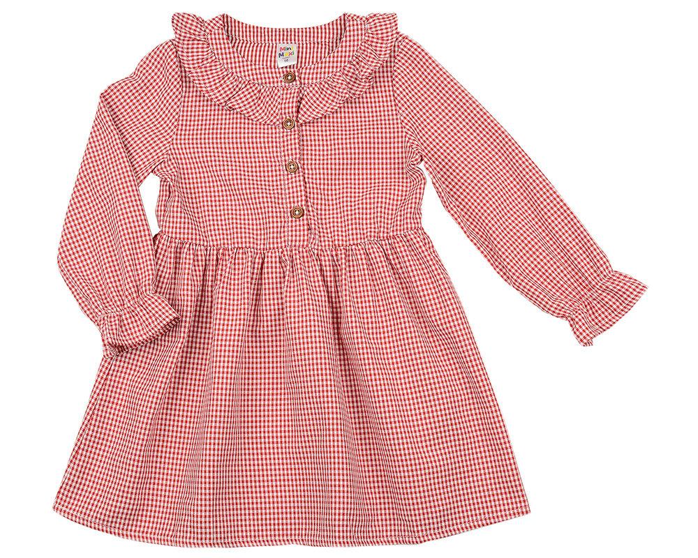 UD 4876(1)крас кл  Mini Maxi Платье (98-116см)