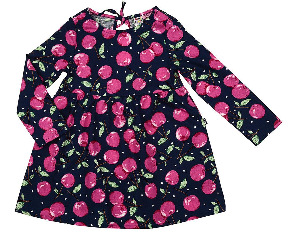 UD 3253(1)лиловый  Mini Maxi Платье Черешня (92-116см) UD 3253(1)лиловый